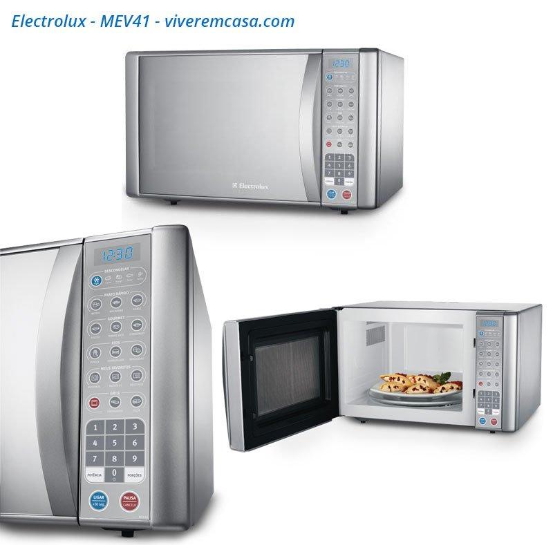 Microondas Electrolux 31 litros - MEV41