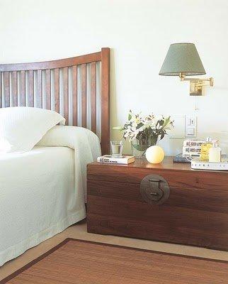 Como decorar com ba para quarto viver em casa - Decoracion con baules ...