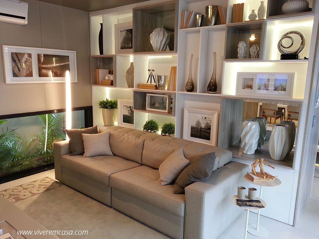 Decoração de interiores salas pequenas