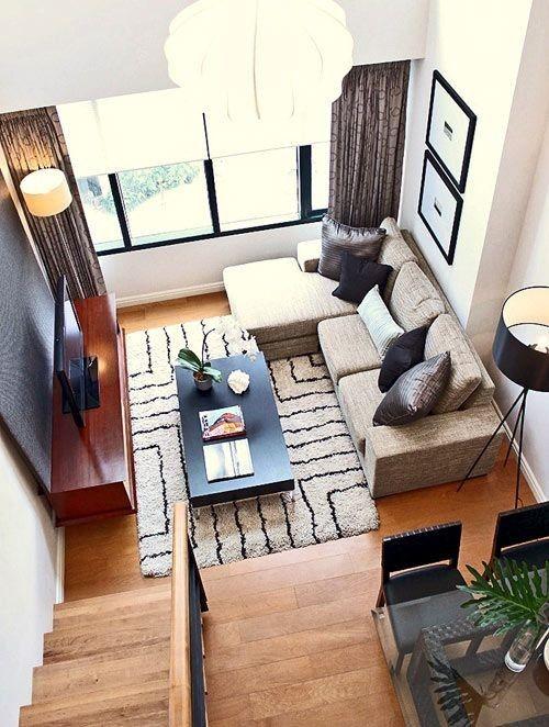Decoração de sala pequena   12 ideias incríveis