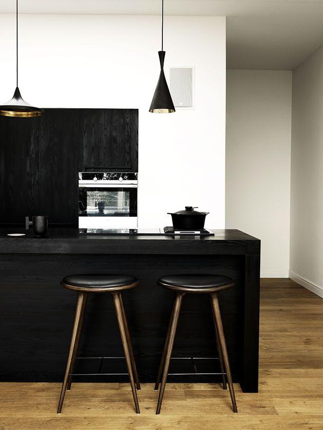Decora o apartamento pequeno cozinha americana for Lamparas para apartamentos pequenos