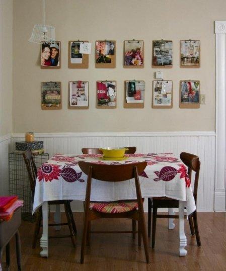 Mesa De Sala De Jantar Barata ~ Lindas ideias de quadros para sala de jantar  Viver em Casa