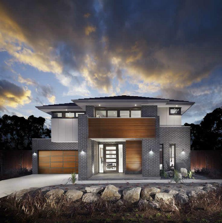Fachada de casas pequenas e modernas 25 lindas ideias for Casas modernas pequenas imagenes