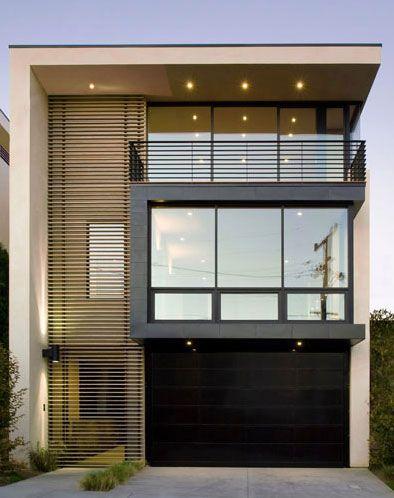 Fachada de casas pequenas e modernas 25 lindas ideias for Casas minimalistas baratas