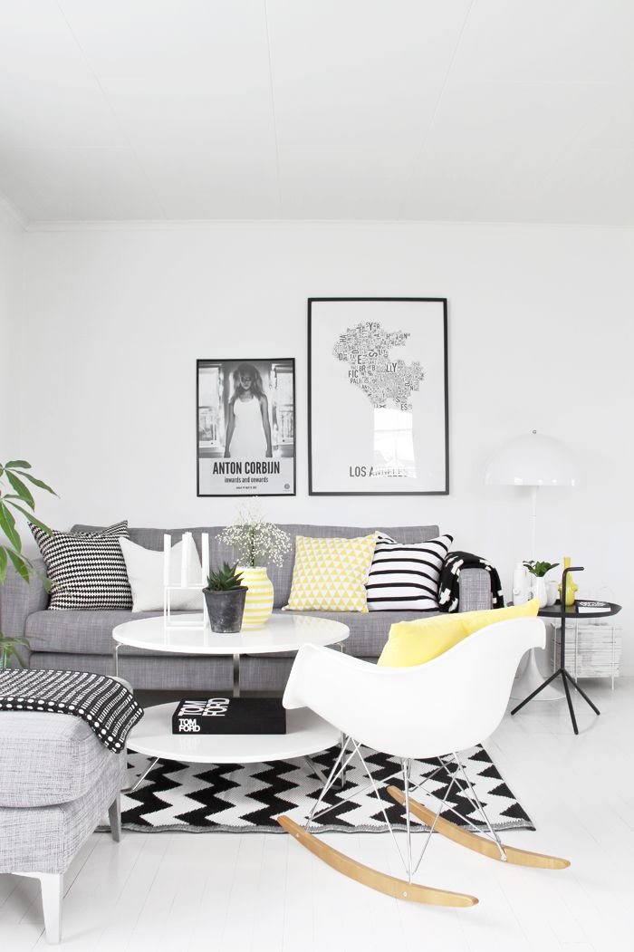 Decora o com sof cinza 20 ideias para se inspirar for Design del mazzo online