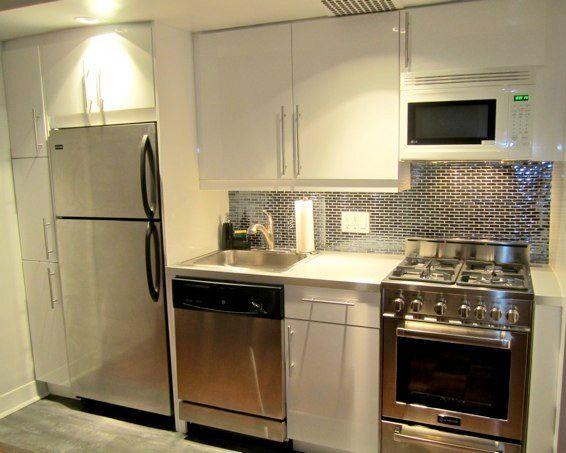 Cozinhas decoradas com pastilhas  30 lindas ideias # Cozinha Simples Com Pastilha