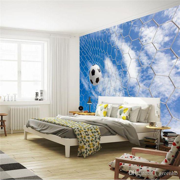 Papel de parede para quarto de menino beb e adolescente - Letras para decorar habitacion infantil ...