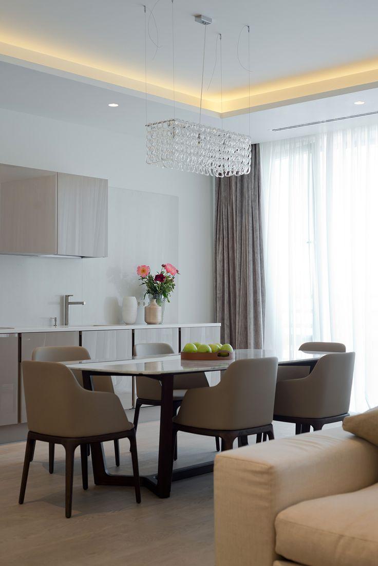 Sala De Jantar Rebaixada Com Gesso ~ Gesso na Sala – 20 Ideias para deixar sua sala linda