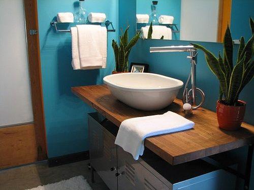 Banheiros pequenos bonitos modernos e inspiradores for Banos actuales decoracion
