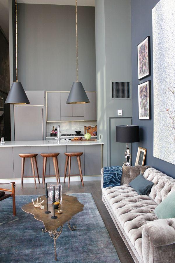 25 ideias para decoração com sofá marrom ou sofá bege edf80a7010