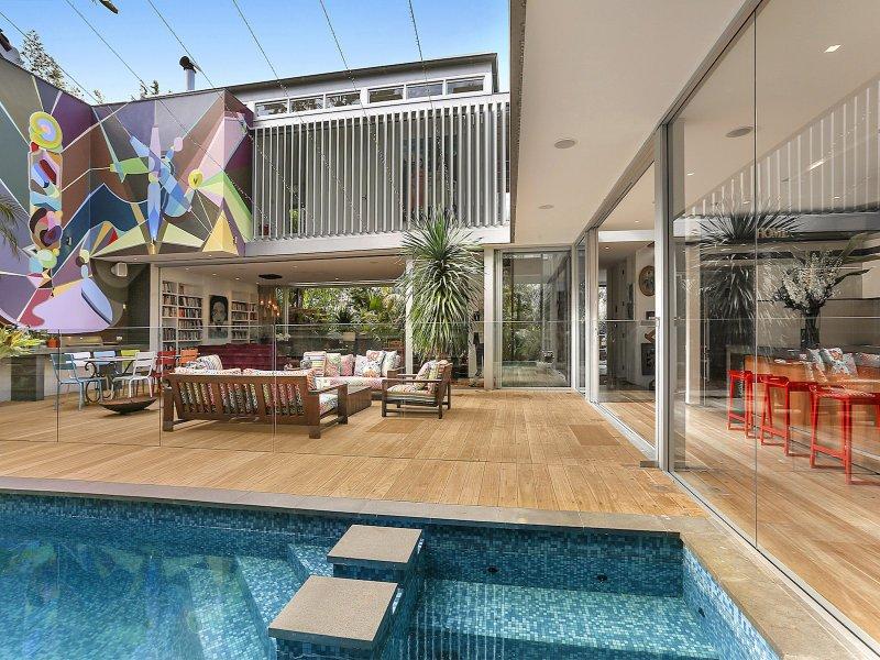 Casa moderna e bonita