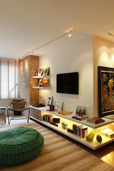 rack com painel para tv dicas para escolher a seu. Black Bedroom Furniture Sets. Home Design Ideas