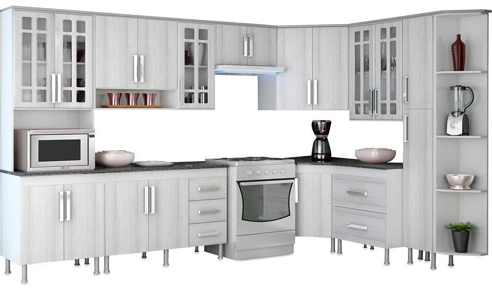 cozinhas brancas para comprar