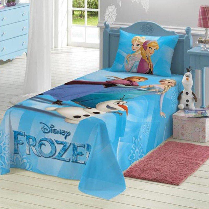 Jogo de Cama Infantil Frozen - Lepper - AixCasa
