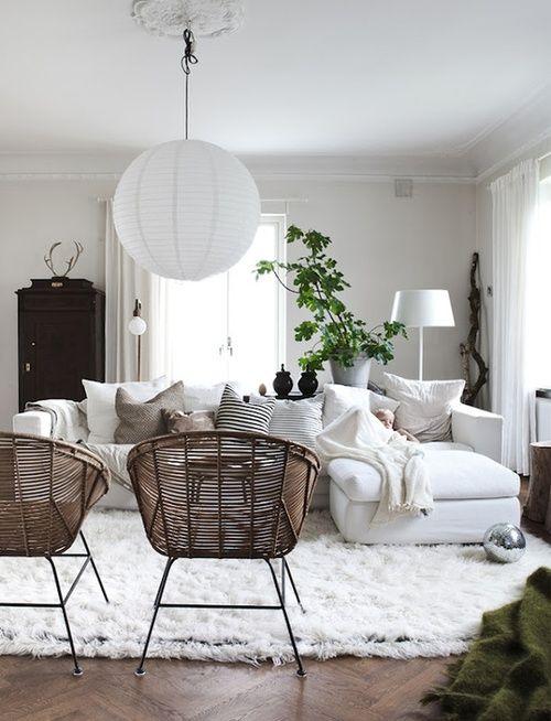 tapetes para sala 26 ideias para voc decorar a sua viver em casa. Black Bedroom Furniture Sets. Home Design Ideas