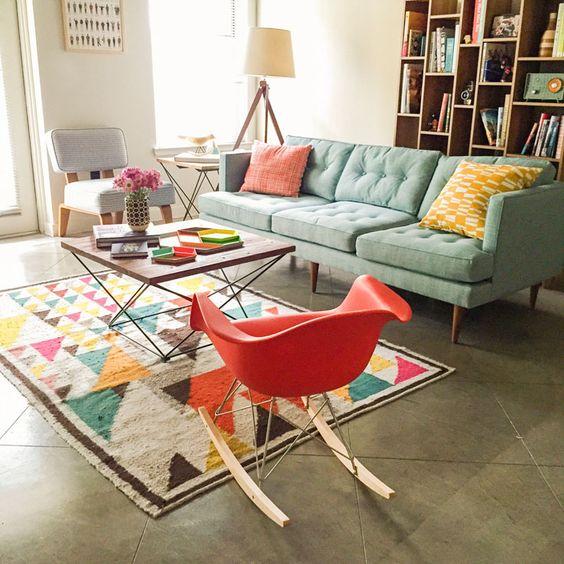 Cores para sala de estar aprenda a deixar sua casa linda for Sala de estar kawaii