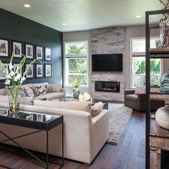 Sala De Estar Linda ~ Cores para Sala de Estar – Aprenda a deixar sua casa linda