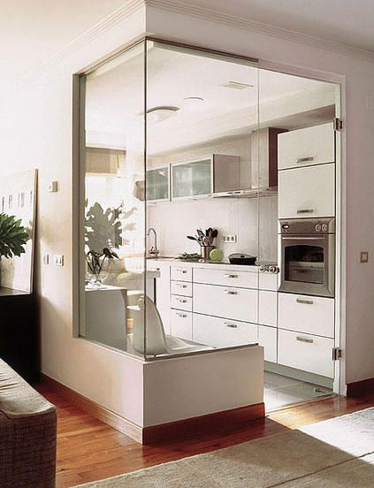 Cozinhas modernas 40 ideias para planejar a sua for Decoracion barata pisos pequenos