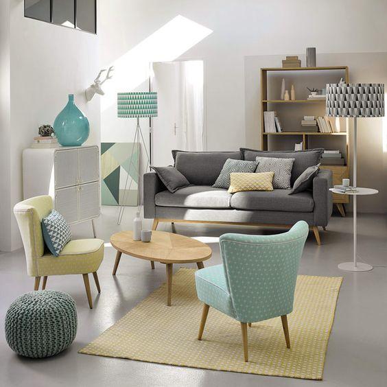 Poltronas para sala 25 ideias para decorar imperd vel viver em casa - Butacas pequenas para salon ...