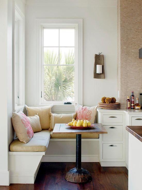 Mesa de jantar pequena para apartamento
