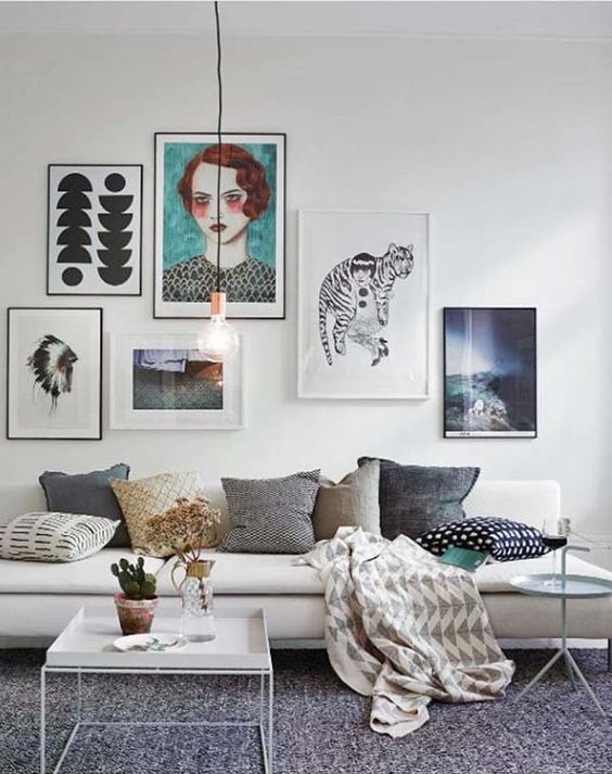 almofadas para sofá neutras