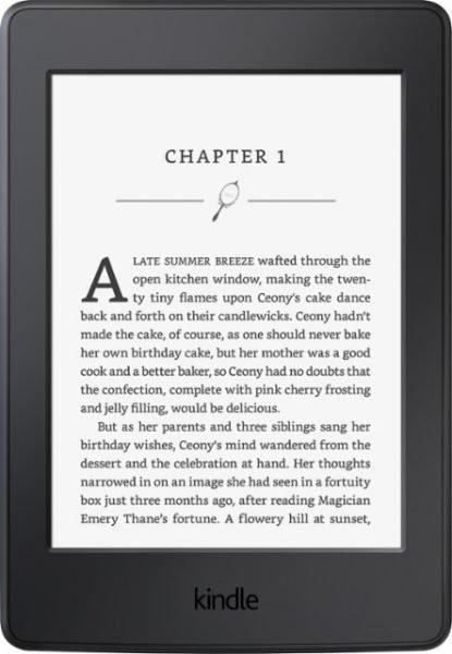 Livros digitais - Kindle da Amazon